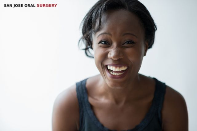 African American Woman with a Healthy Smile - San Jose, CA